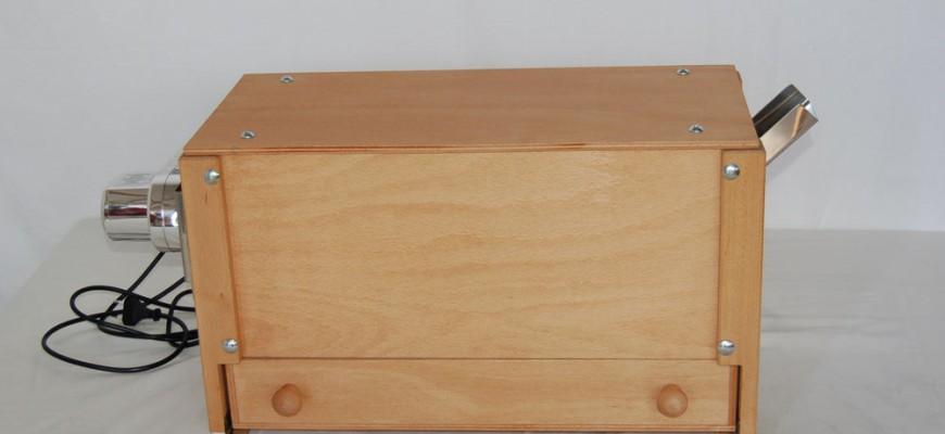 Separatore elettrico per farine adatto al molino Me-6